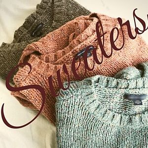 Other - Sweaters!